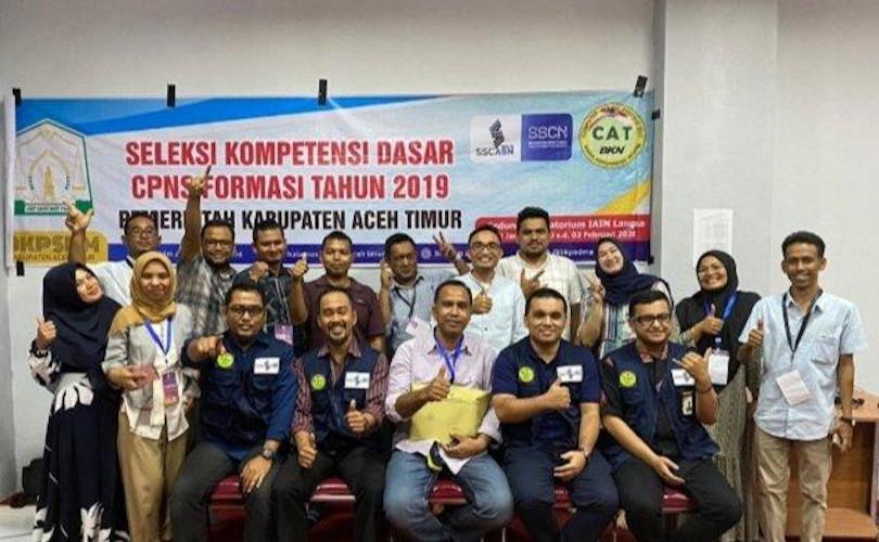 Pengumuman Jadwal Seleksi Wawancara Seleksi Terbuka Pengisian JPT Pratama di Pemkab Aceh Timur