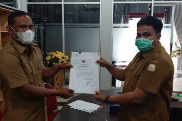Tim Agile BKPSDM Aceh Timur Persiapan Layanan TOA.ID