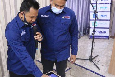Rapat Koordinasi Persiapan TRANS4+ di Aceh Timur 2020