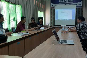 Bupati Rocky Dukung Program TRANS4+ BKPSDM