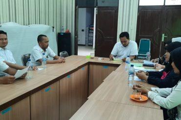 BKPSDM Aceh Timur Rapat Bersama Tim Agile Rencanakan Aplikasi