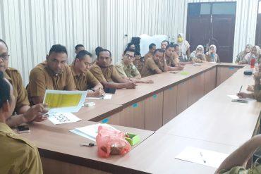 Pertemuan Tim Agile Task Force Persiapkan Monitoring  Kinerja  (e-Mon)